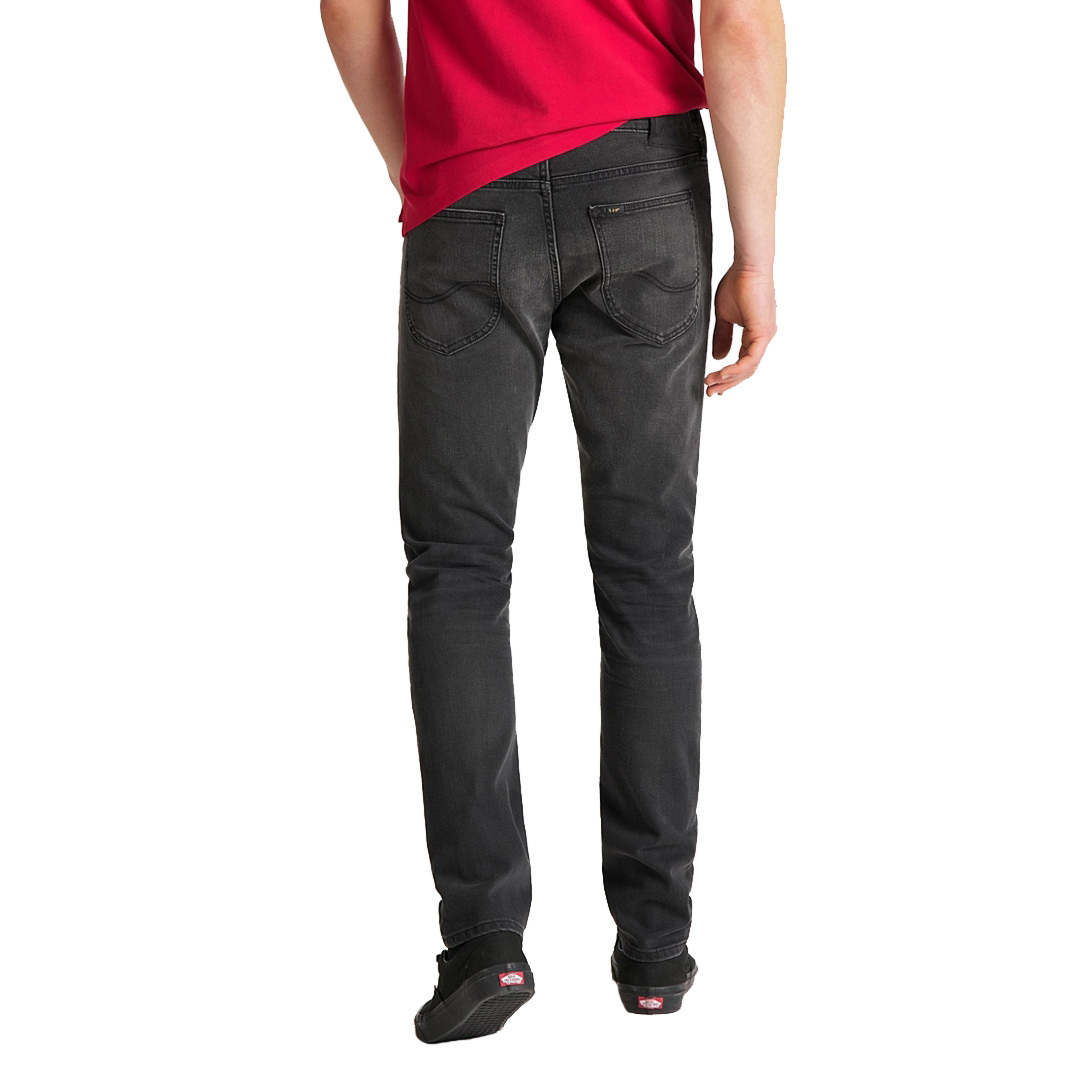 LEE Luke Jeans Men Tapered - Moto Grey (L719-IZ-HG)