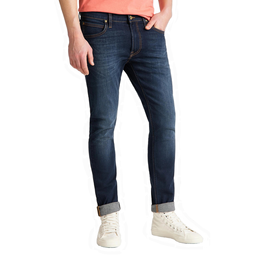 LEE Luke Jeans Slim Tapered - True Authentic (L719-GC-BY)