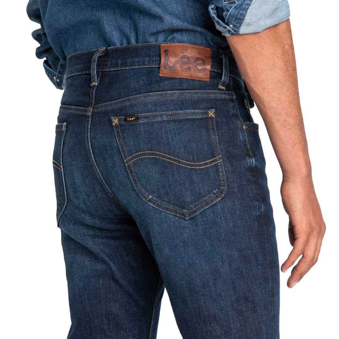 LEE Rider Jeans Men Slim - Dark Pool (L701-DH-GP)