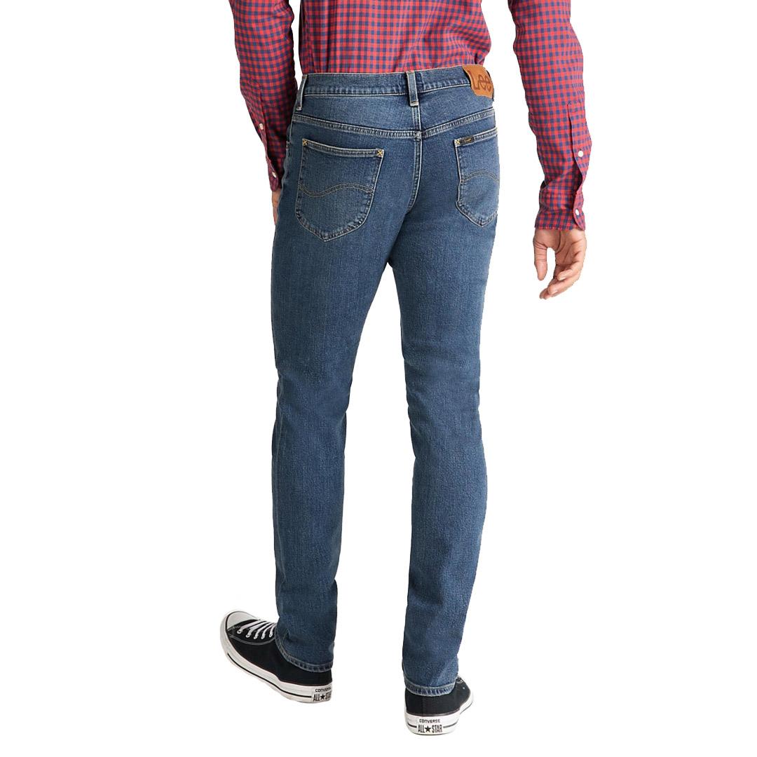 LEE Rider Jeans Slim - Mid City Tint (L701-JX-LE)
