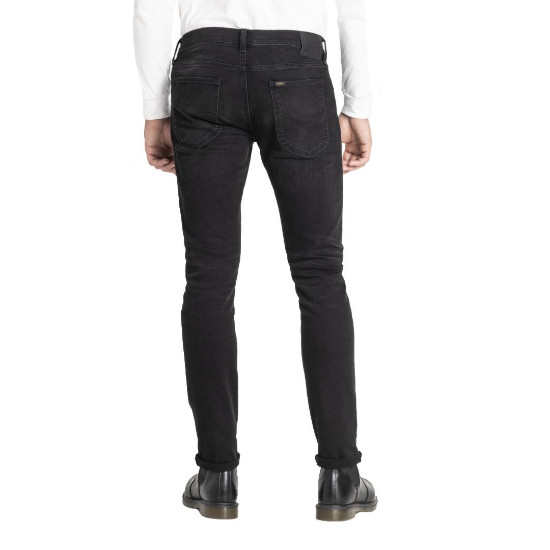 LEE Rider Jeans Slim - Moto Black (L701-IZ-HL)