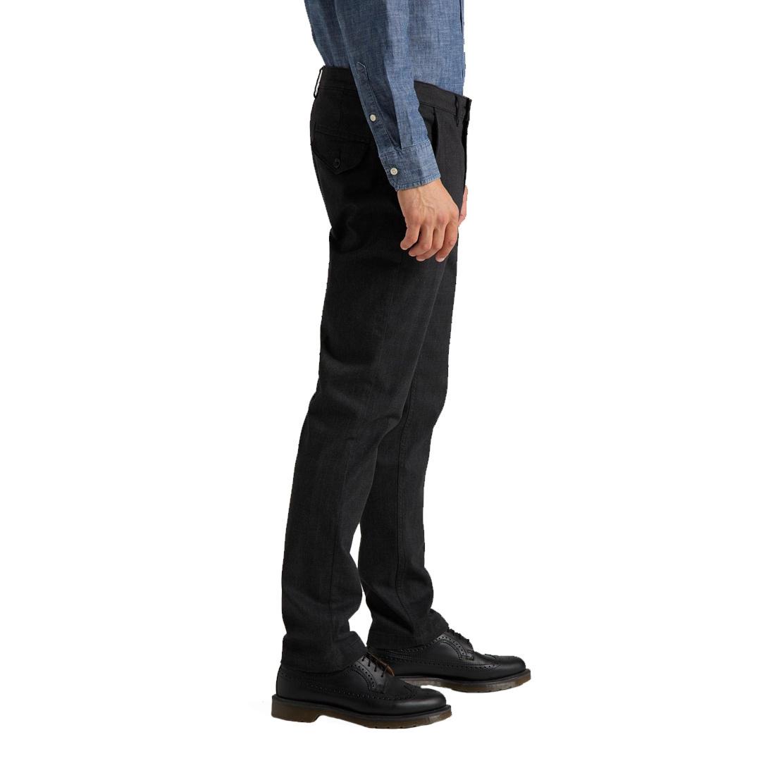 LEE Chino παντελόνι Ανδρικό Υφασμάτινο καρώ (L768QJRV)
