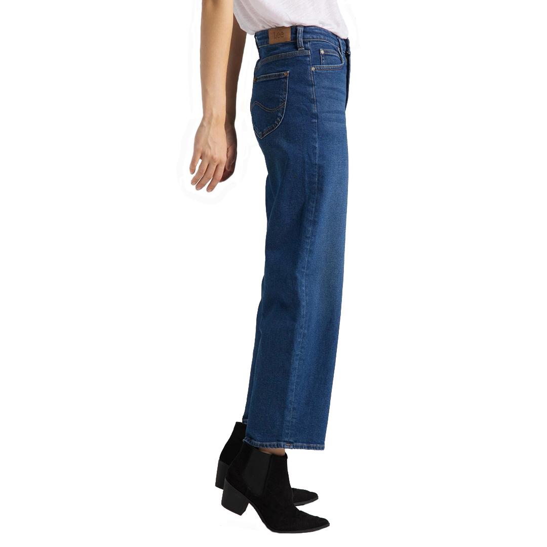 LEE Γυναικεία Παντελόνα Jeans - Dark Dora (L30S-LT-YM)