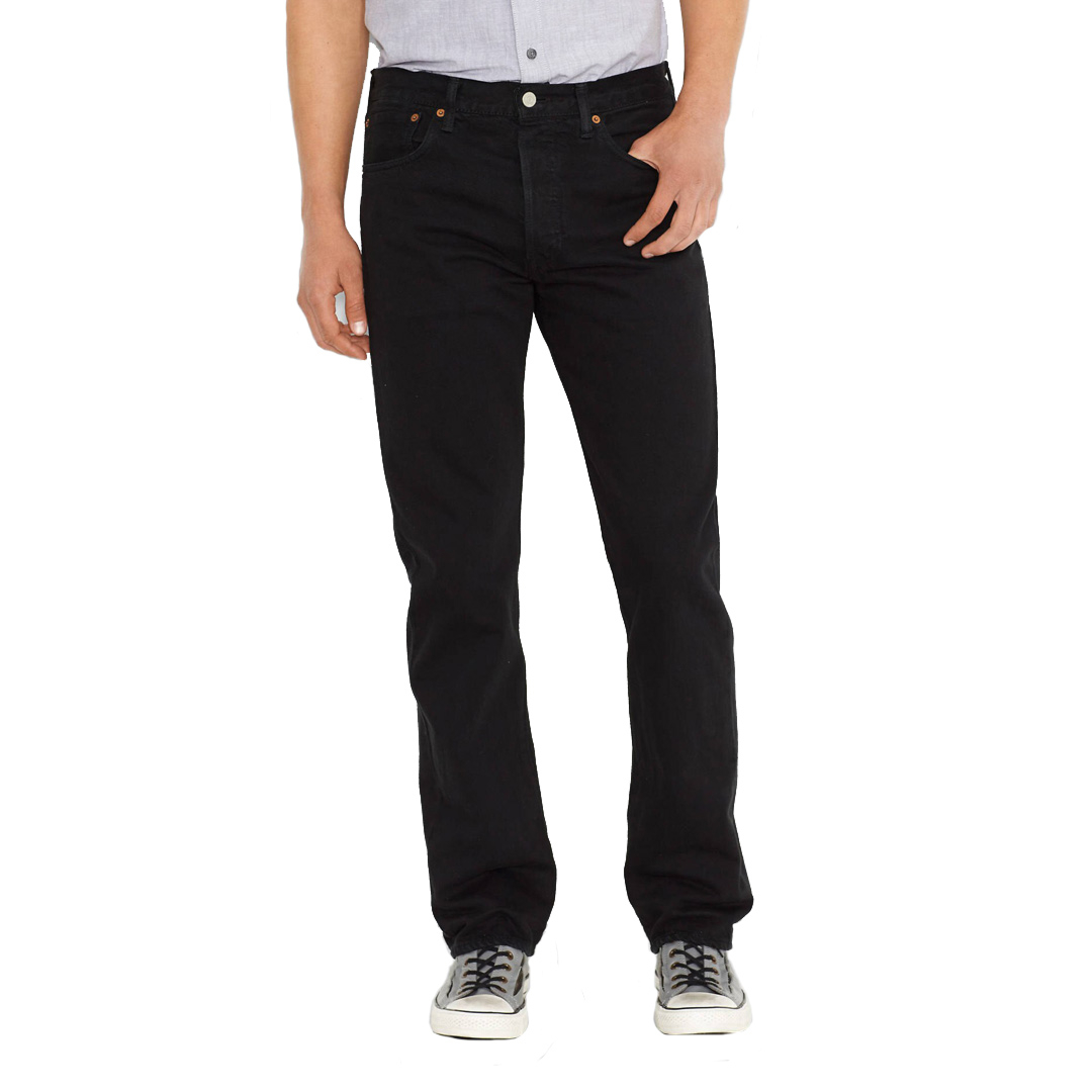 Levi's® 501® Original Fit™ Jeans - Black (00501-0165)