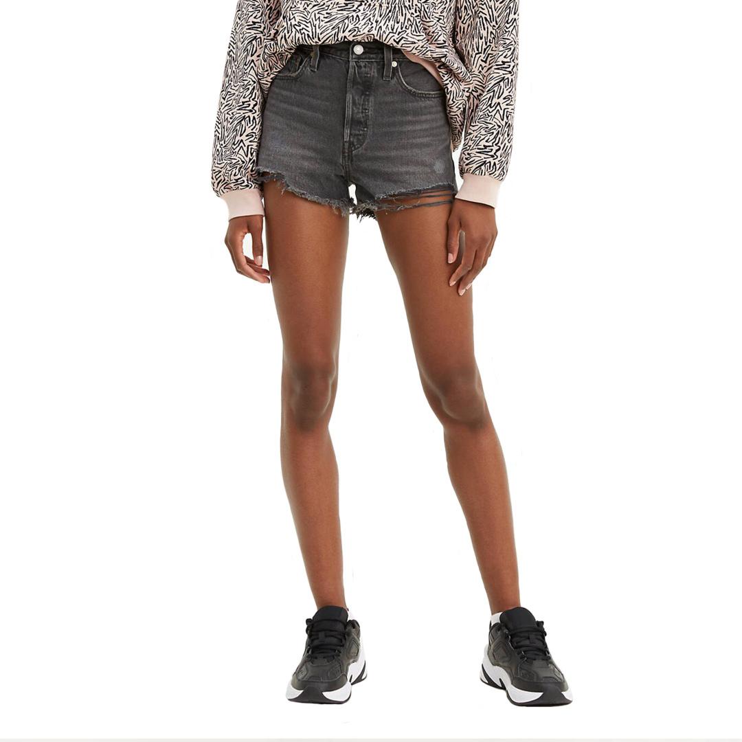 Levi's® 501® Original Fit™ Women Denim Shorts - Eat Your Words (56327-0070)