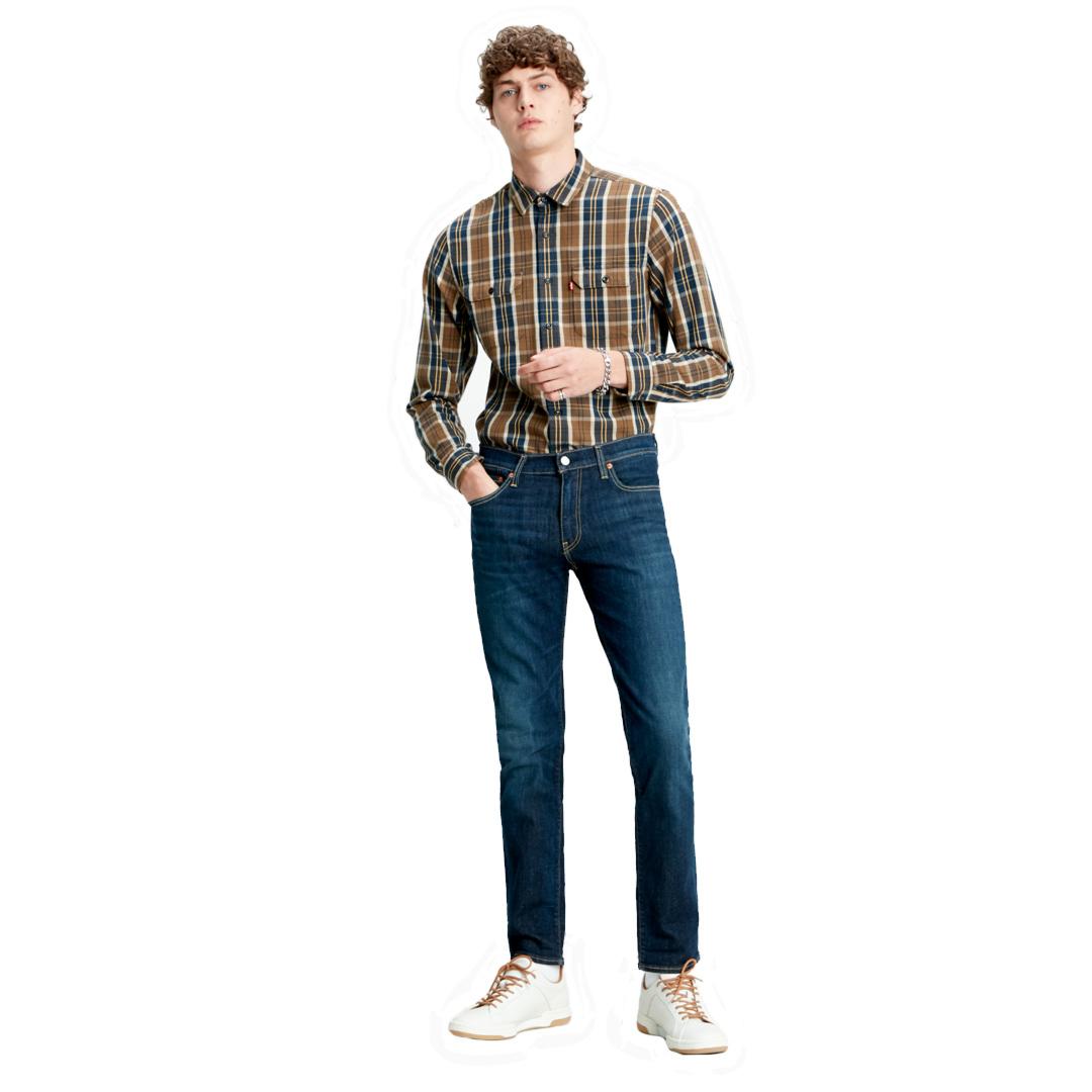Levi's® 511™ Jeans Slim - Biologia Adv (04511-4102)