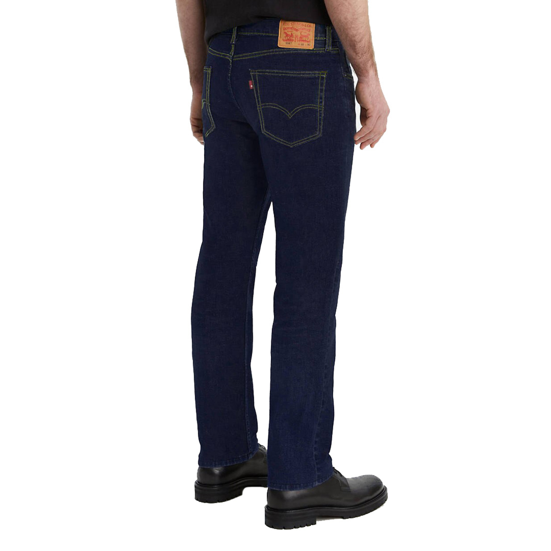 Levi's® 514™ Jeans Men Straight - Chain Rinse (00514-1276)