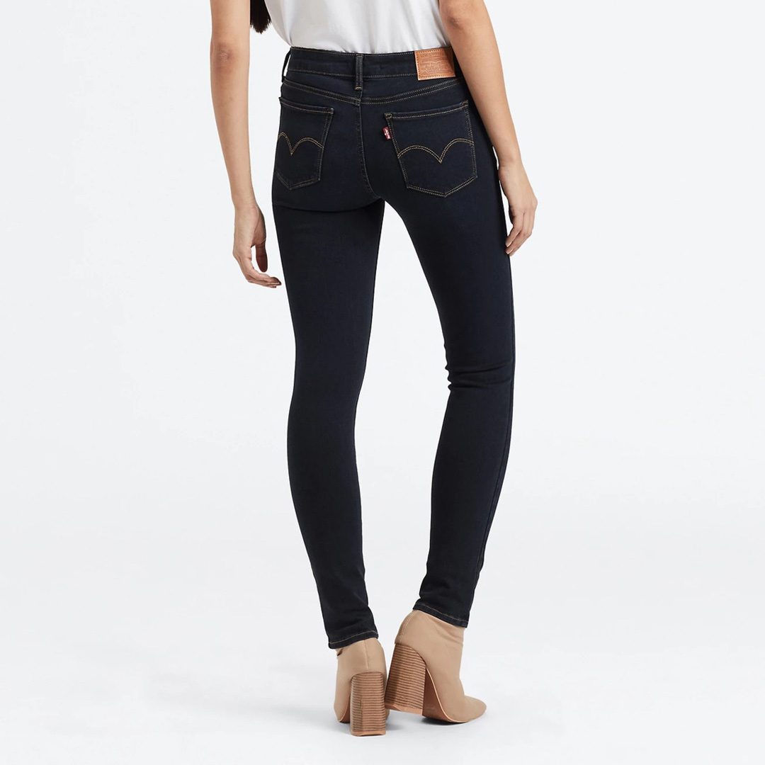 Levi's® 711 Skinny Jeans Women - Lost At Sea (18881-0418)