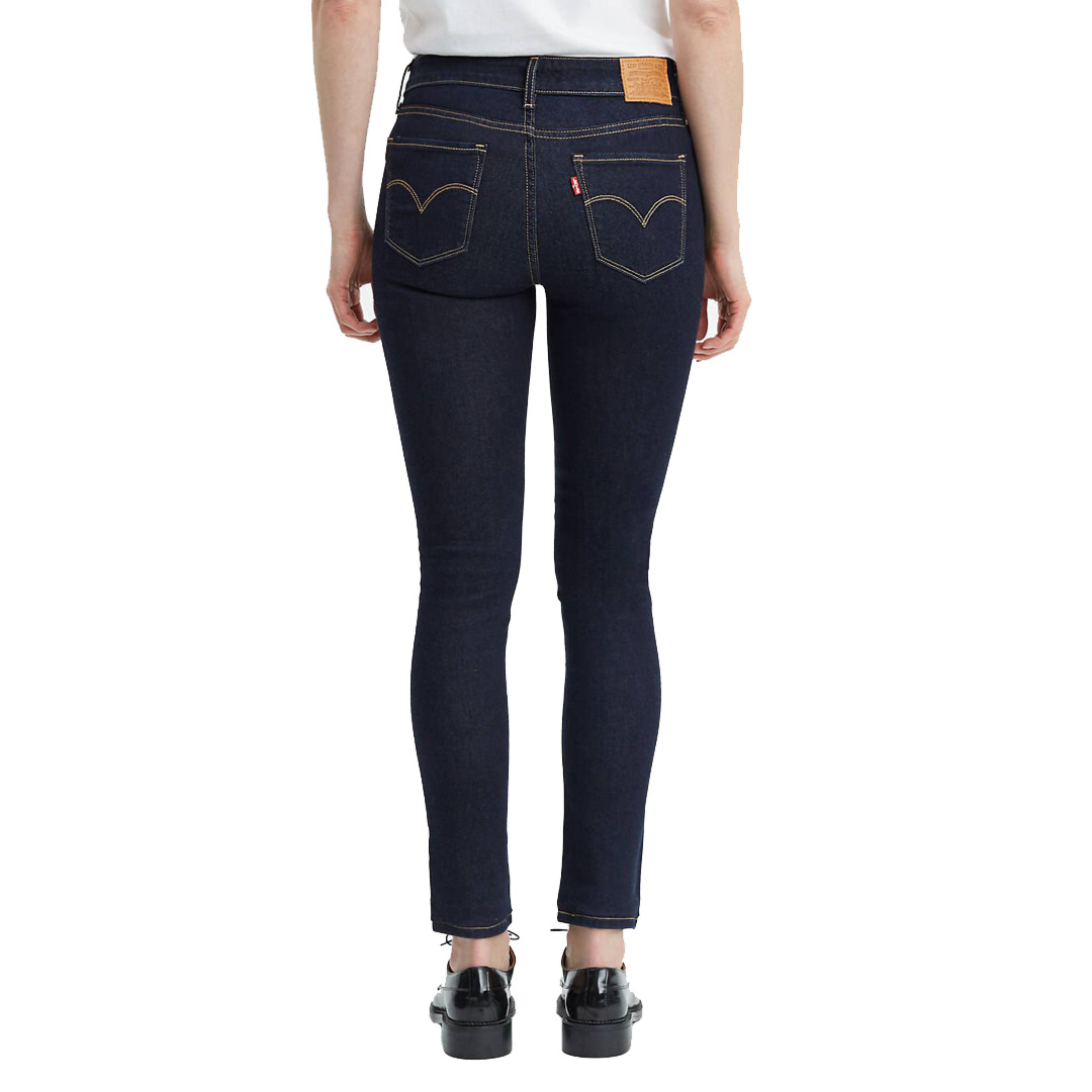 Levi's® 711 Skinny Women Jeans - To The Nine (18881-0352) -back