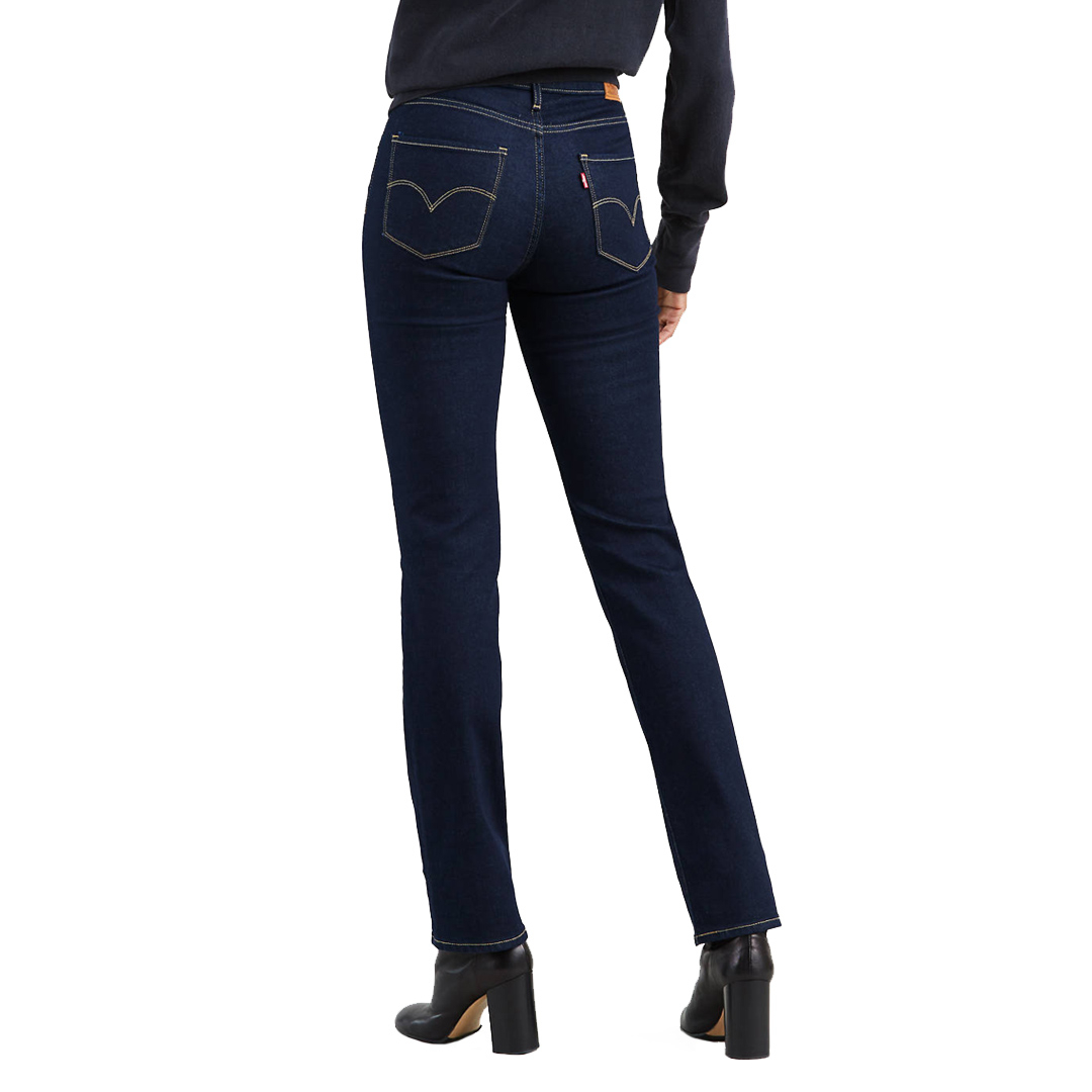 Levi's® 724 High Rise Straight Women Jeans - To The Nine (18883-0015)