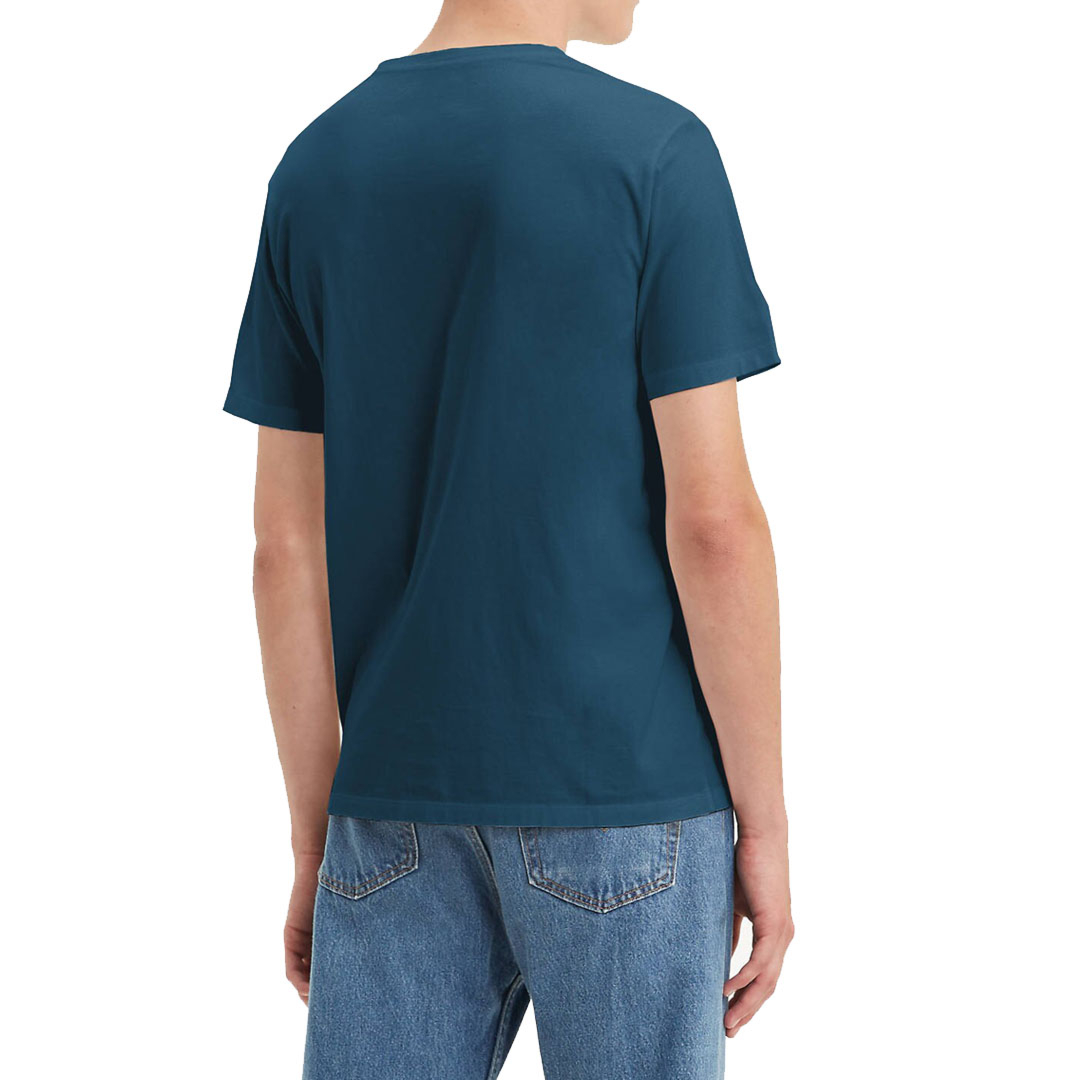 Levi's® Ανδρικό Μπλουζάκι Λογοτυπο - Μπλε (85785-0001)
