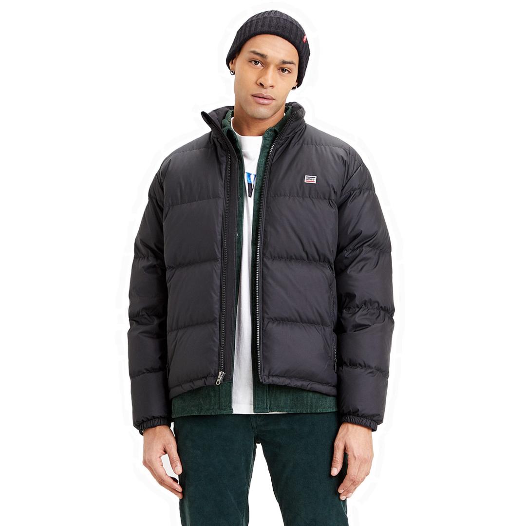 Levi's® Fillmore Short Jacket - Jet Black (27732-0000)