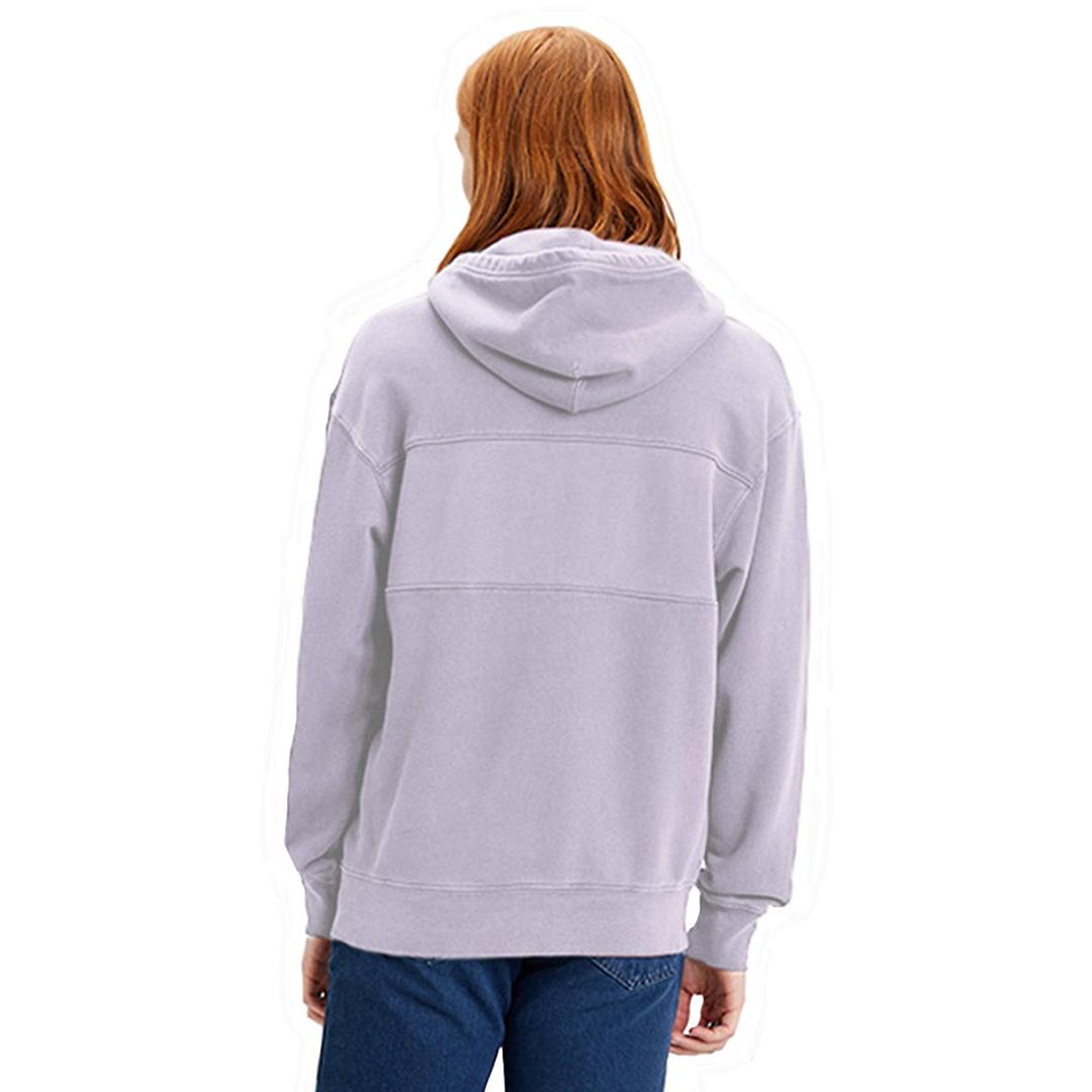 Levi's® Novelty Hood Relaxed Men - Blocked Lavender Frost Garment Dye (35872-0001)