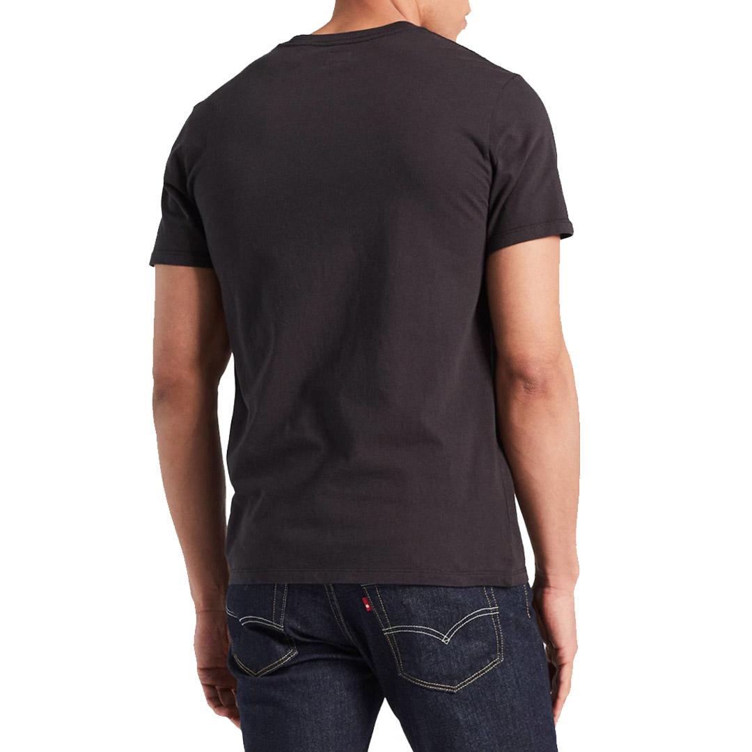 Levi's® Μπλούζα Ανδρική Μαύρη (56605-0009)