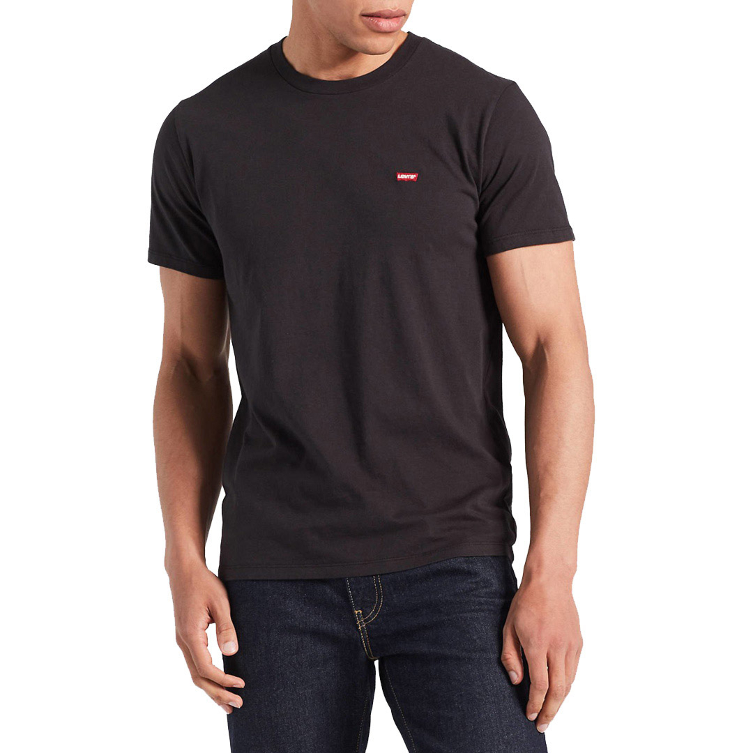 Levi's® The Original Men T-Shirt - Black (56605-0009)