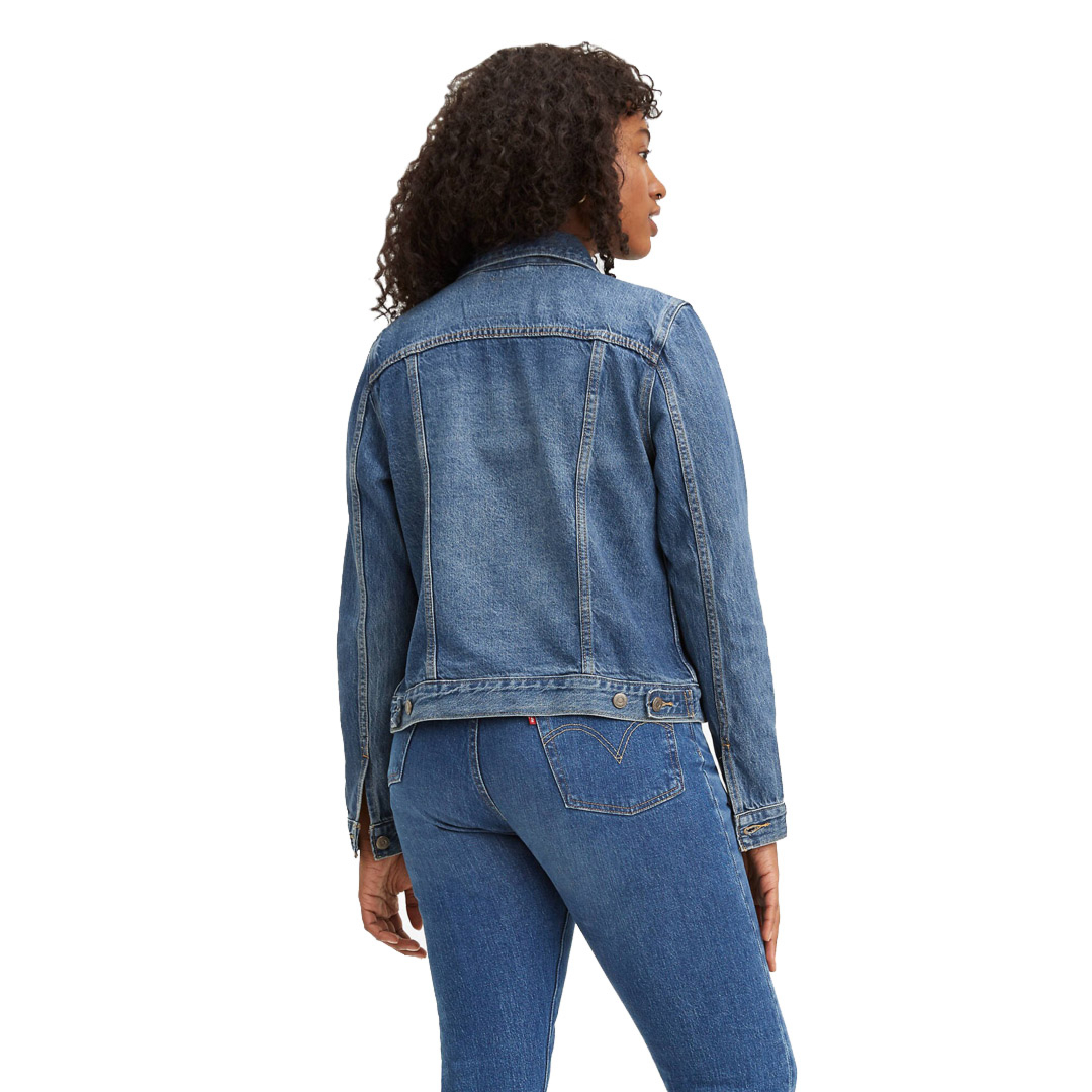 Levi's® Original Trucker Women Jacket - Soft As Butter (29945-0063)
