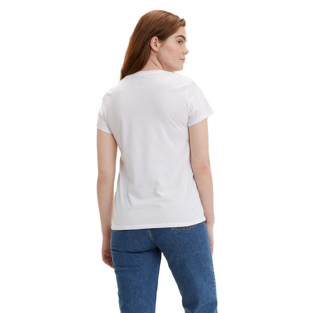 Levi's® Perfect Women T-Shirt - White (39185-0006)