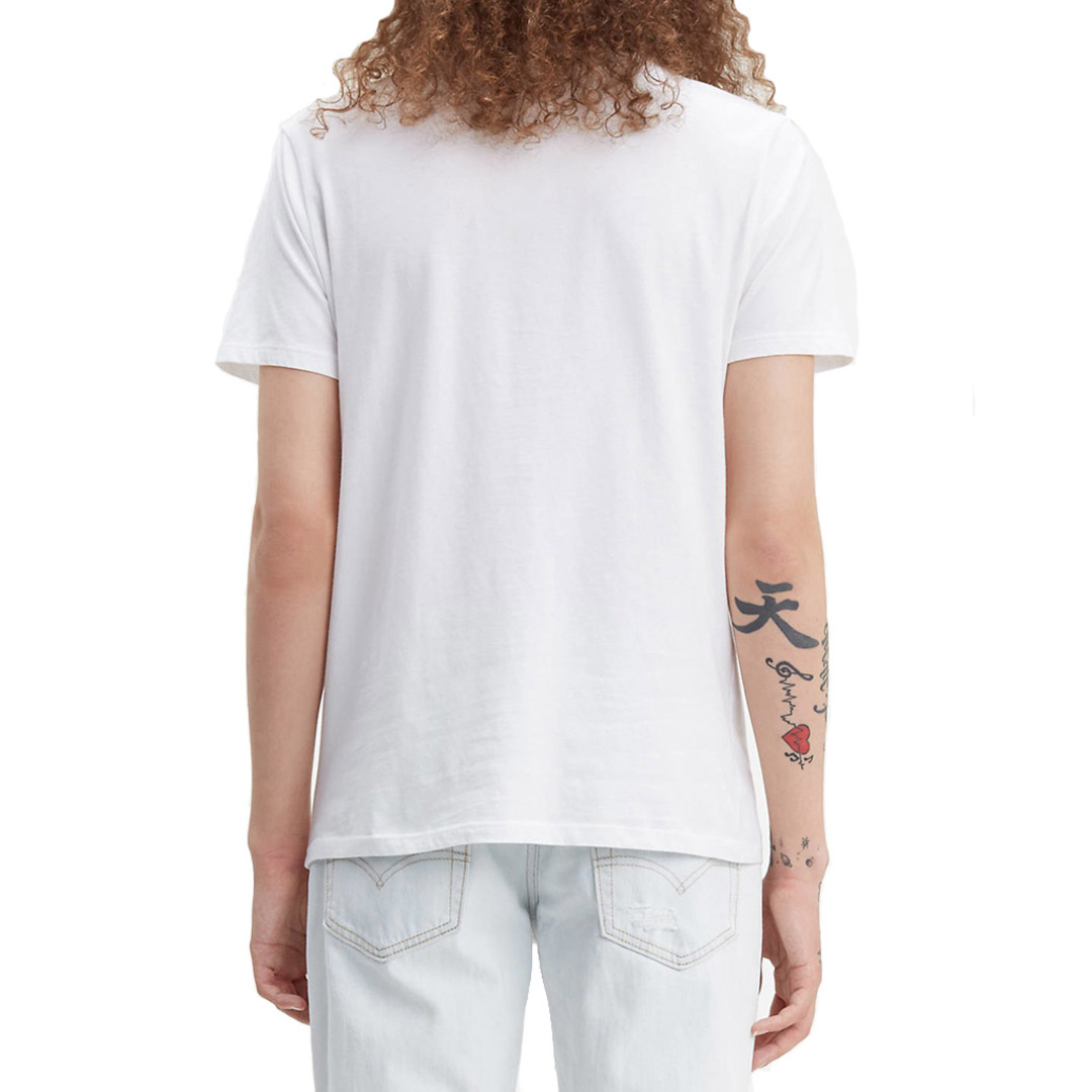 Levi's® Photo Men T-Shirt - White (22491-0488)