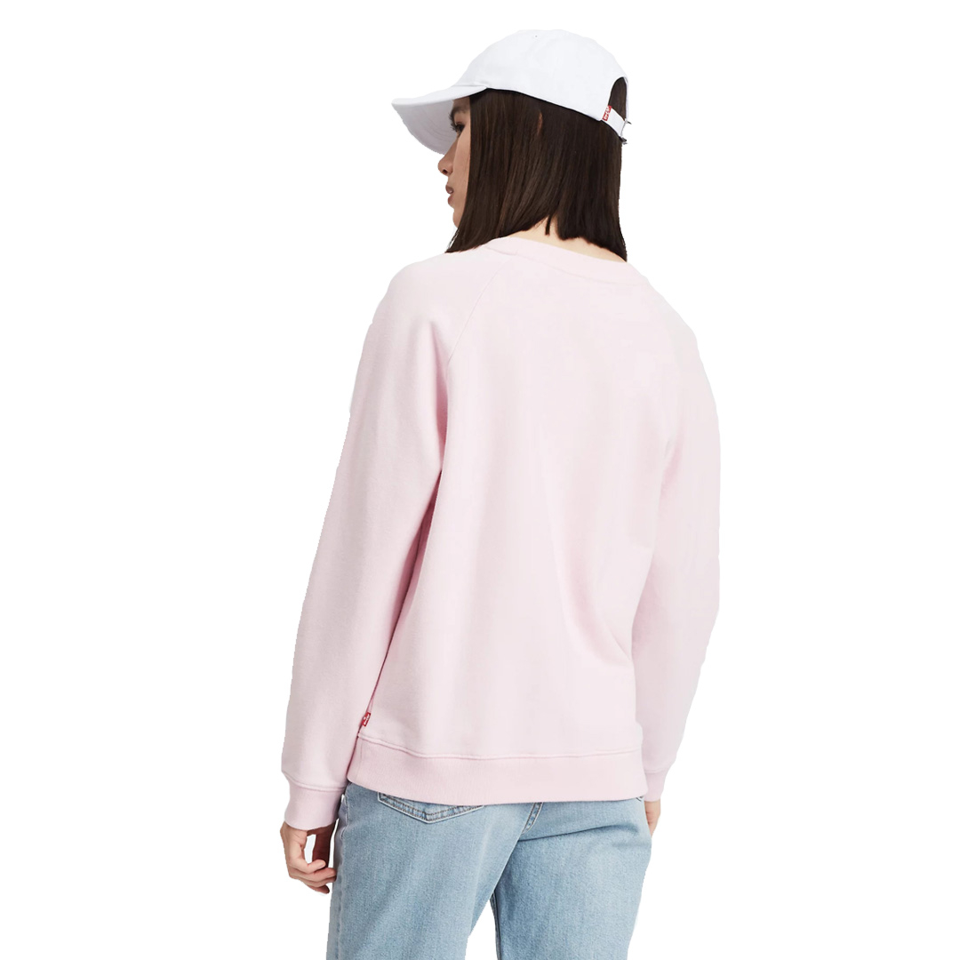 Levi's® Relaxed Graphic Box Tab Women Sweater - Pink (29717-0067)