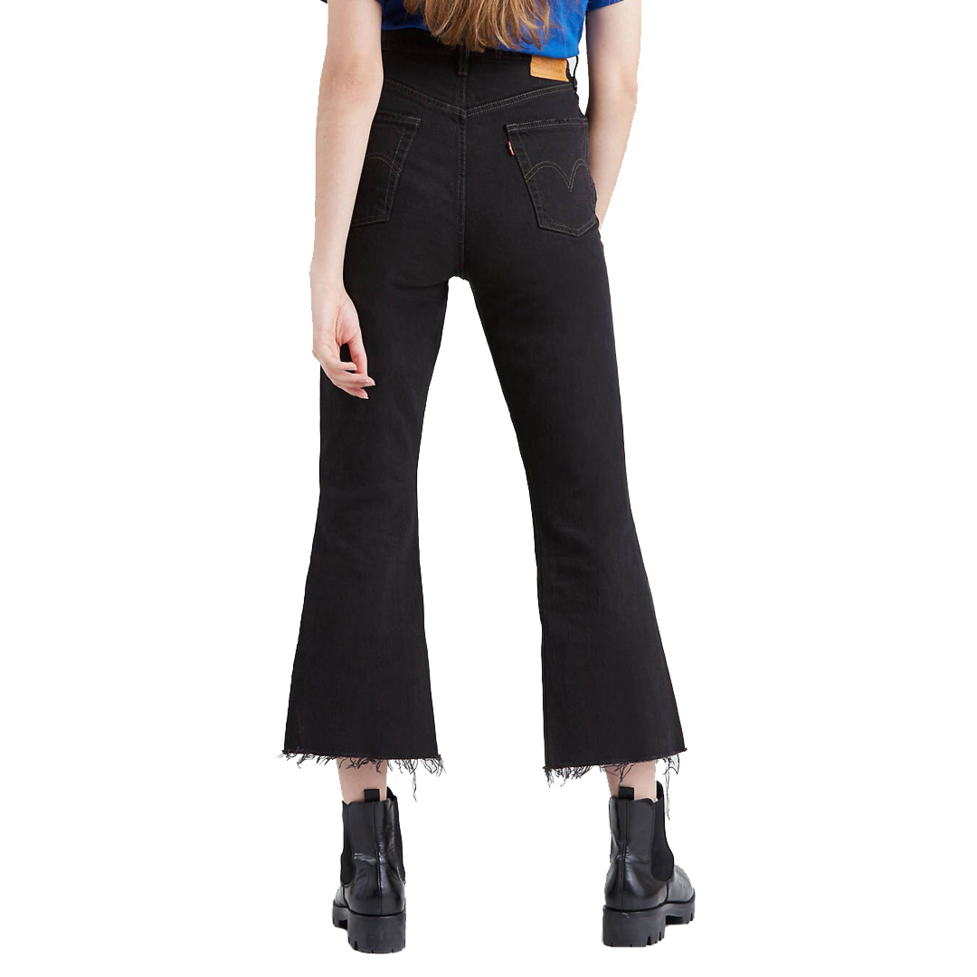 Levi's® Ribcage Crop Flare Women Jeans - On The Rocks (77876-0000)