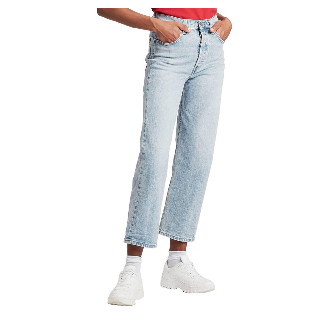 Levi's® Ribcage Straight Ankle Women Jeans - Tango Light (72693-0023)