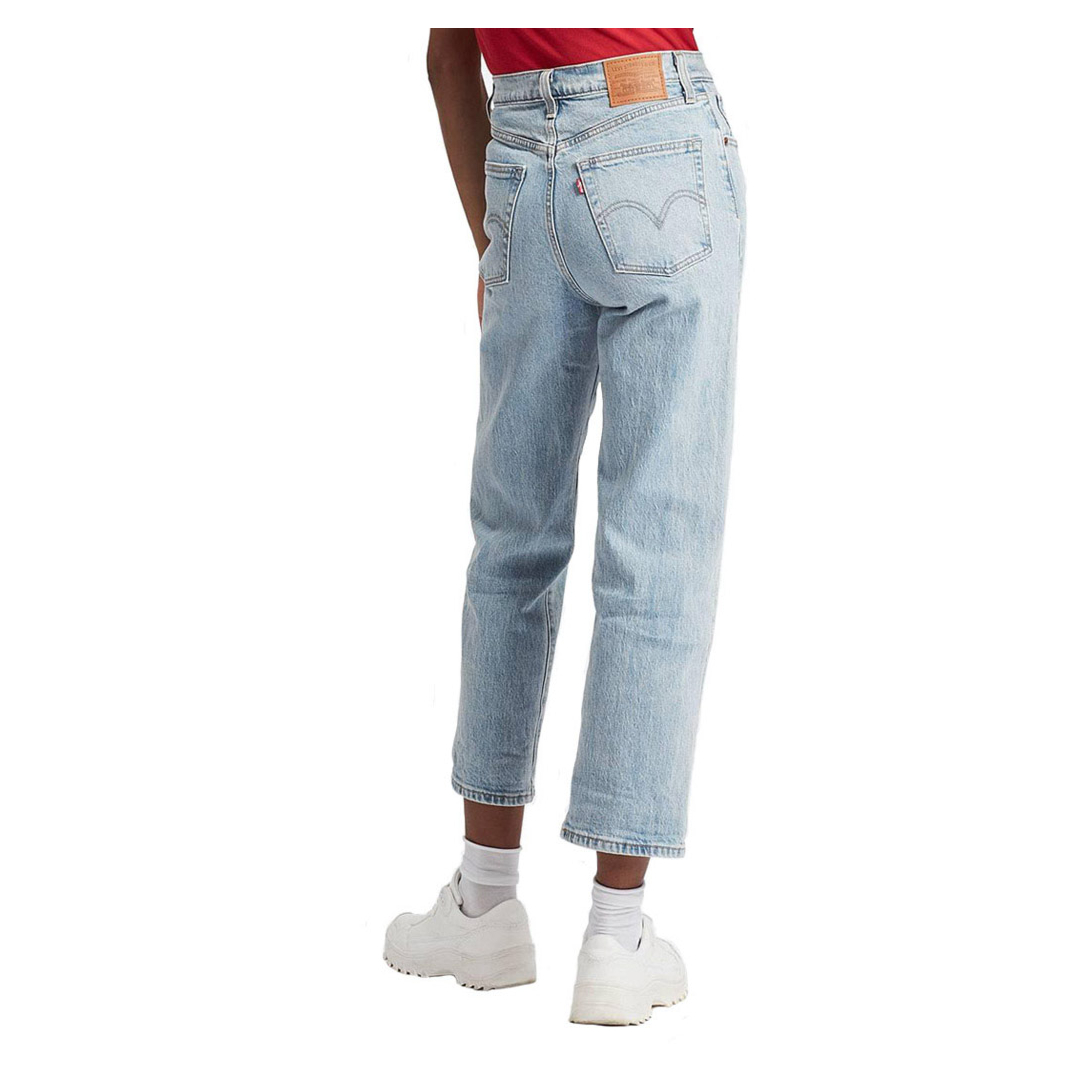 Levi's® Ribcage Straight Ankle Jeans - Tango Light (72693-0023)