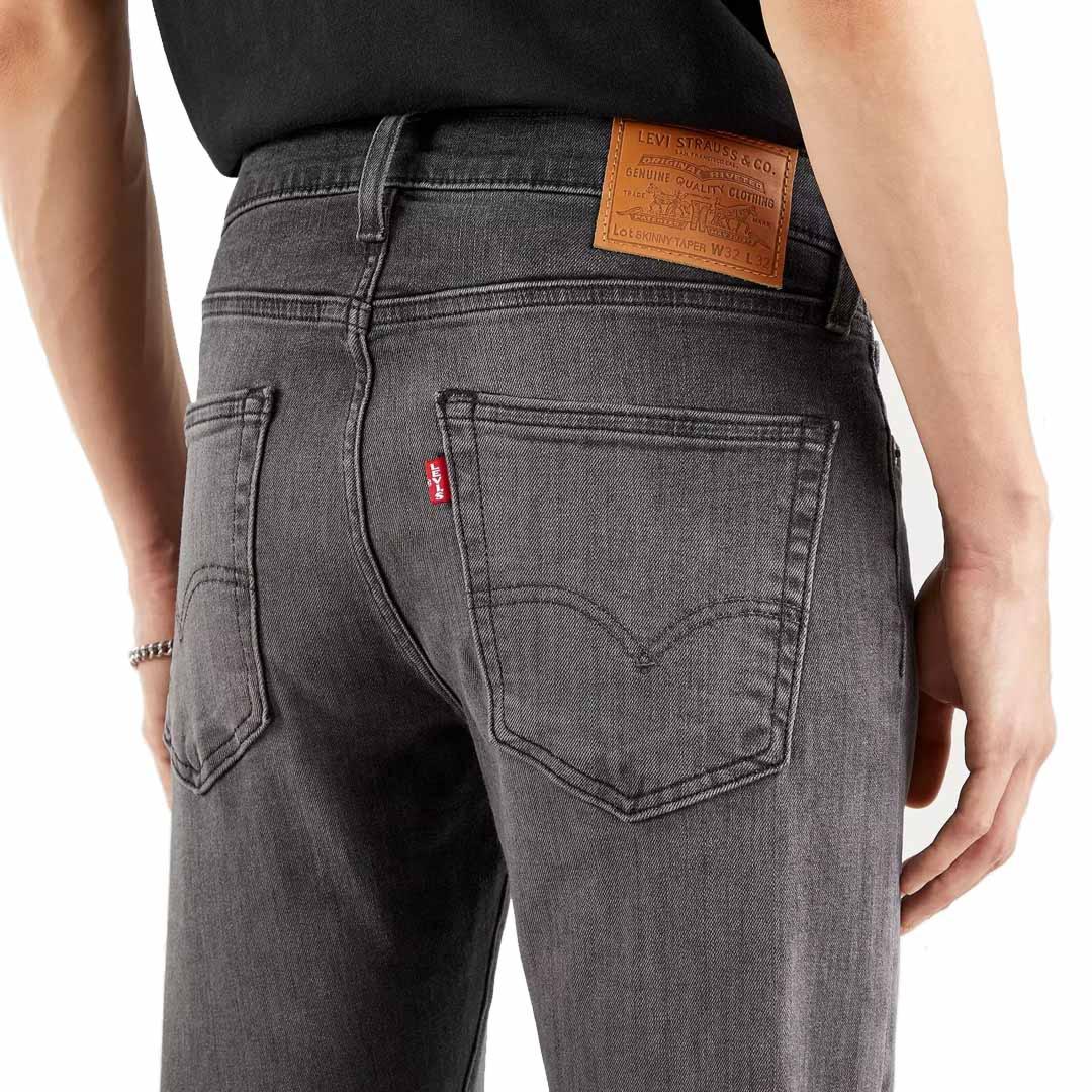 LEVI'S® Skinny Taper Men Jeans - Complicated (back pocket)