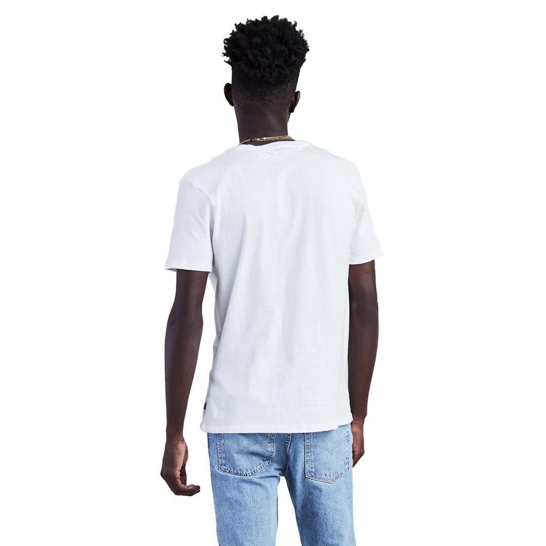 Levi's® Sportswear Logo Τ-Shirt - White (39636-0000)