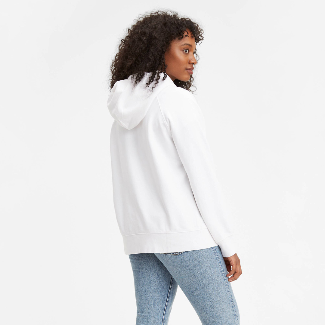 Levi's® Φουτερ Γυναικείο Λευκό (35946-0001)