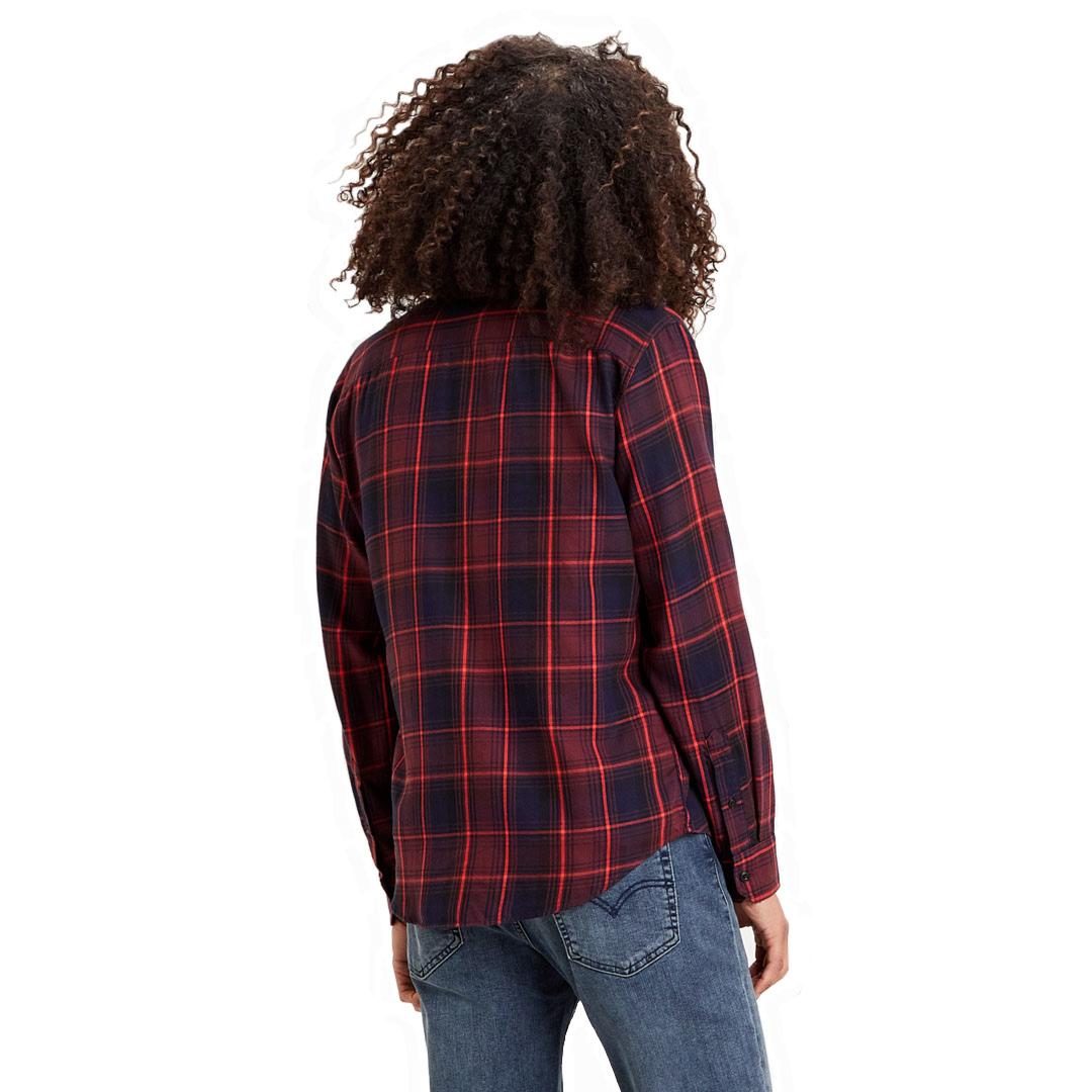 Levi's® Sunset 1 Pocket Men Shirt - Azriel/ Sassafras (85746-0031)