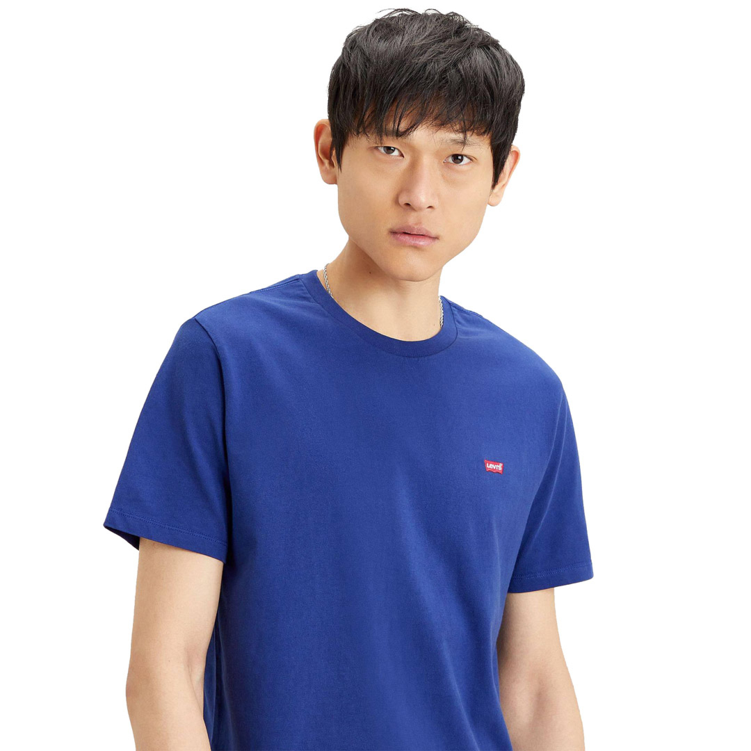Levi's® The Original Μπλούζα Ανδρική Μπλέ (56605-0062)