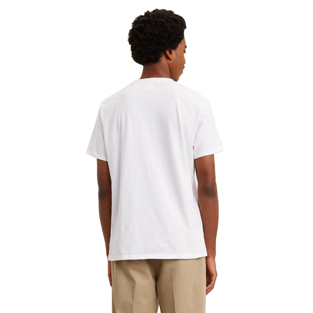 Levi's® Original HM Men Tee - White (back)