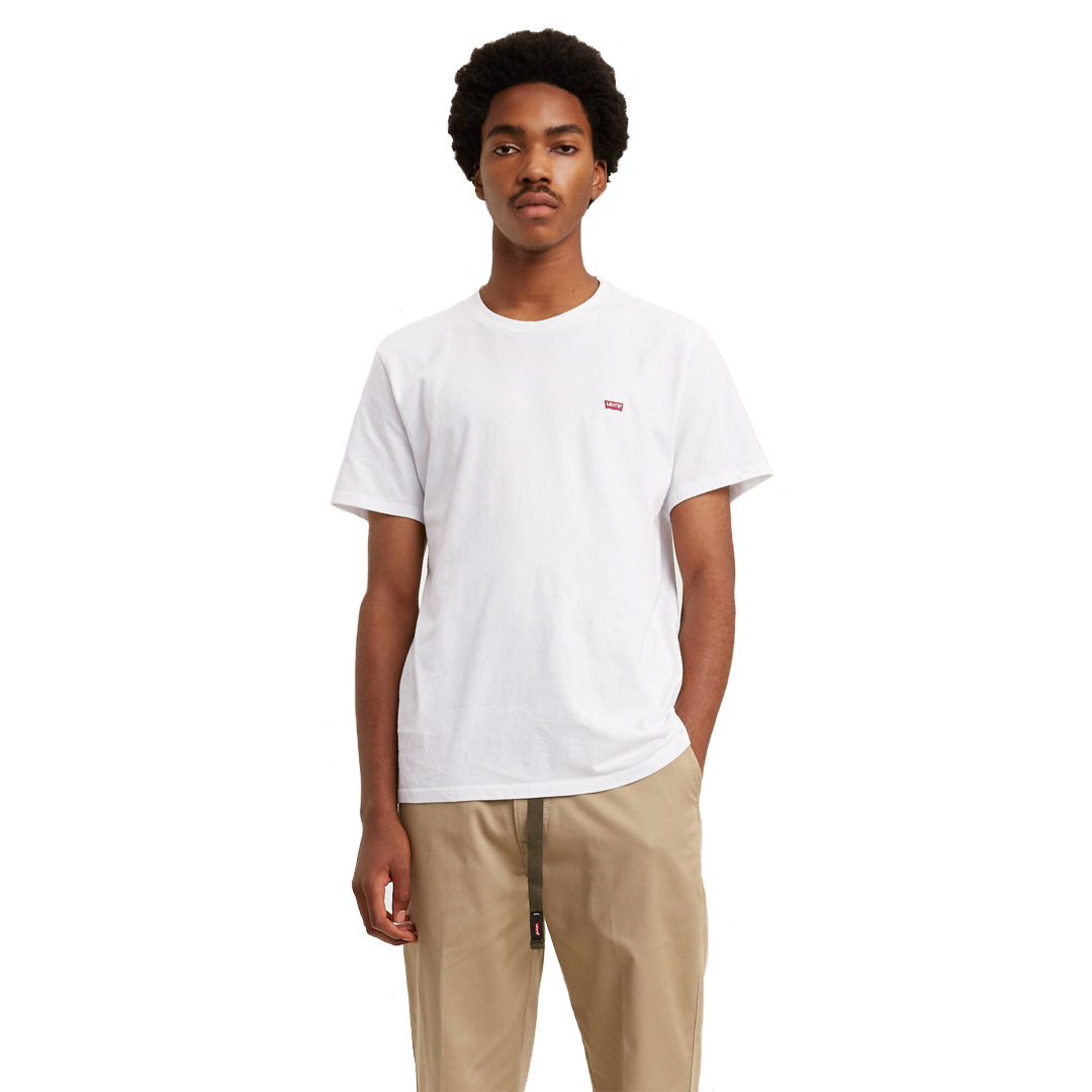 Levi's® Original HM Men Tee - White (56605-0000)