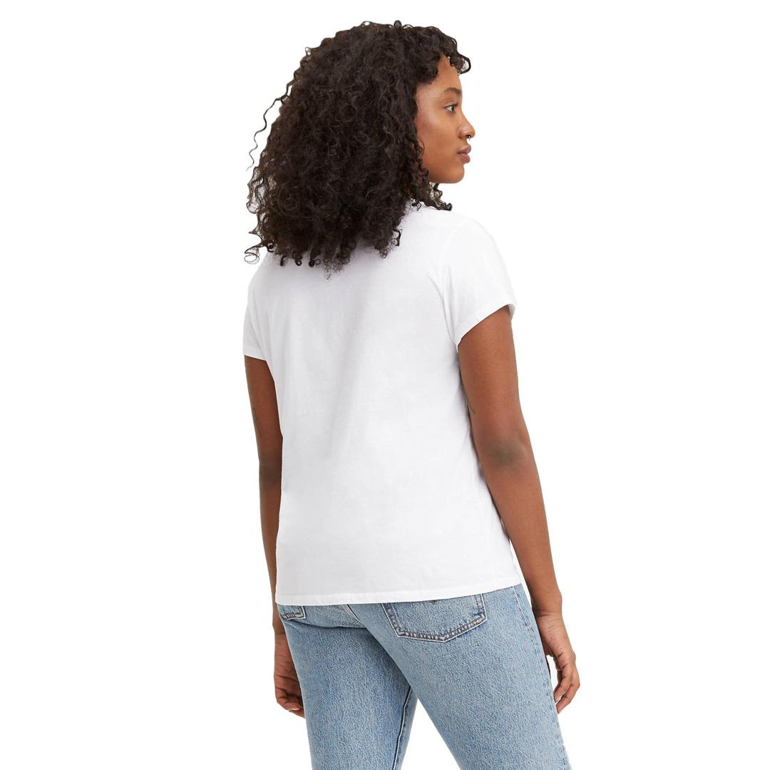 Levi's® Graphic Logo Women Τ-Shirt - White (17369-0053)