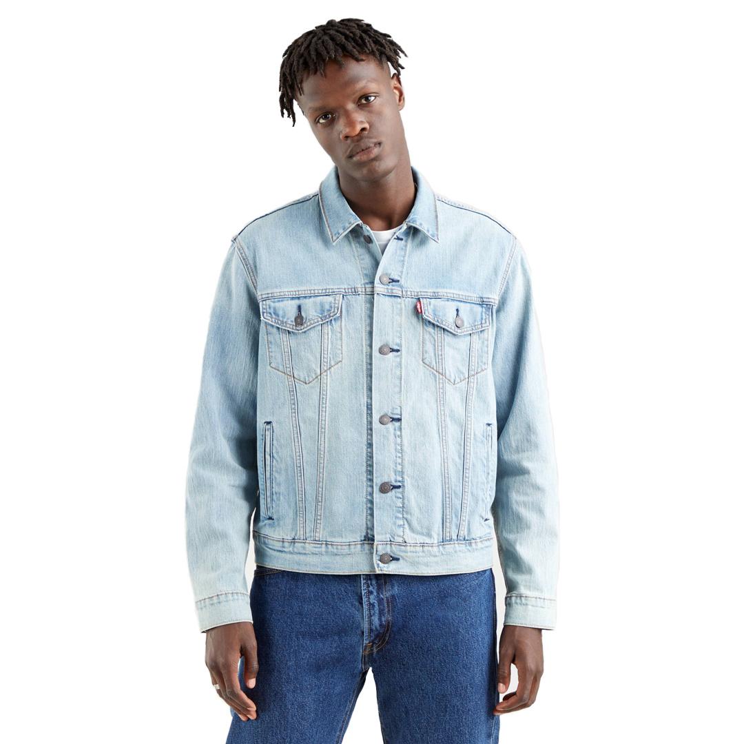 Levi's® The Trucker Denim Jacket - Colder Than Ice (72334-0558)