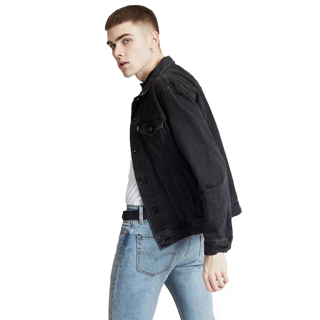 Levi's® Trucker Denim Jacket - Liquorice (72334-0405)