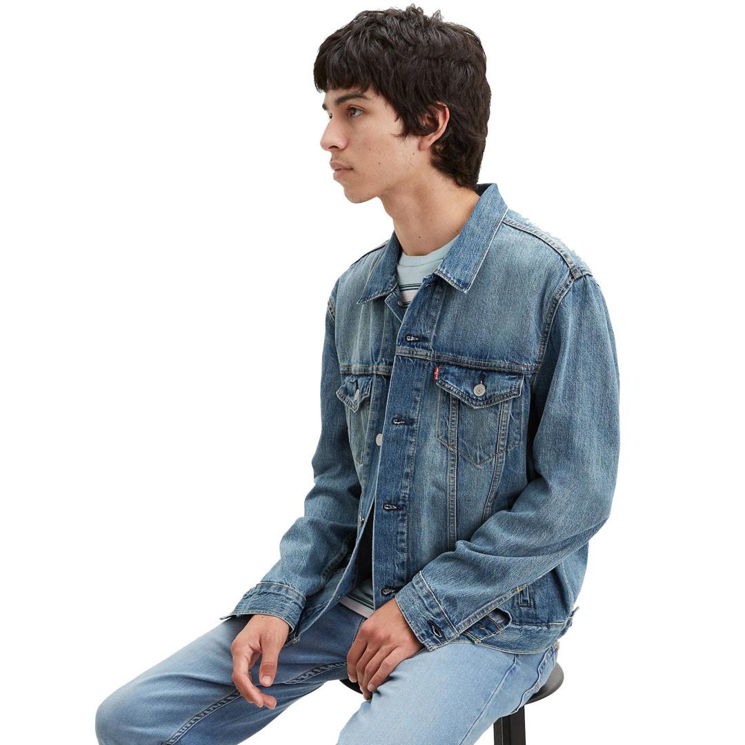 Levi's® Trucker Denim Men Jacket - Killebrew (72334-0351)