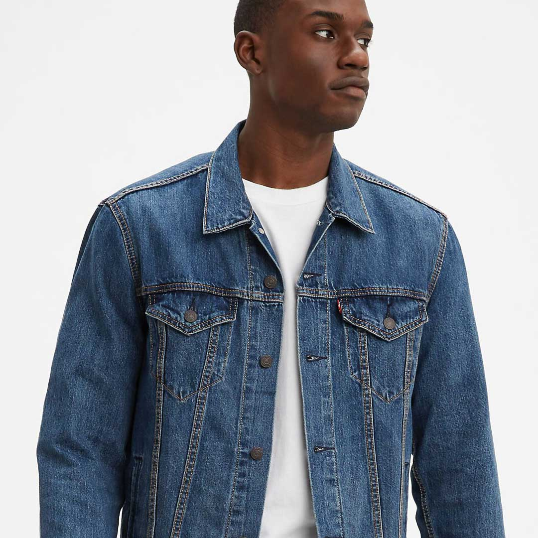 Levi's® Trucker Denim Men Jacket - Mayze (72334-0354)