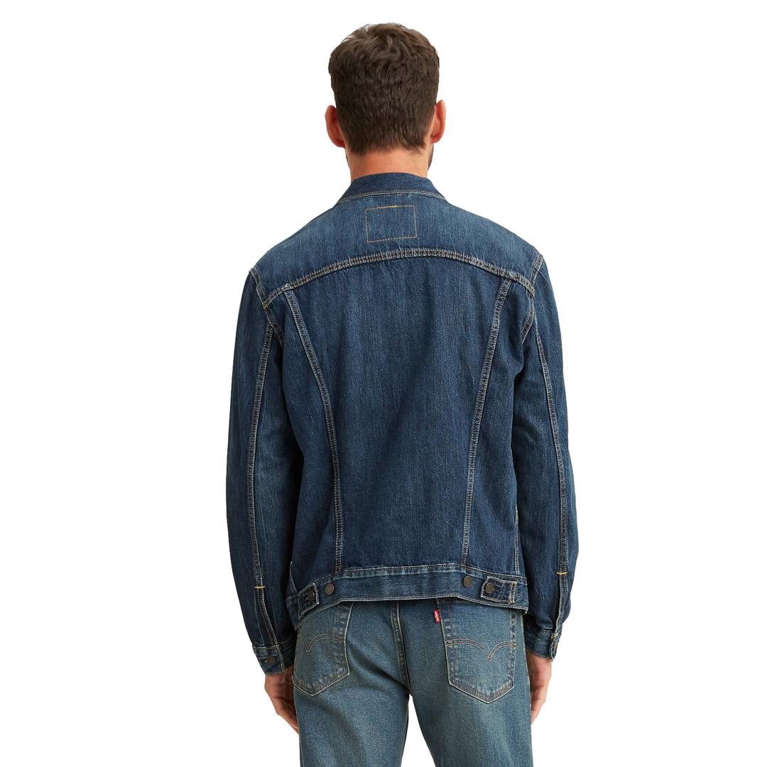 Levi's® Trucker Denim Men Jacket - Palmer (72334-0352)
