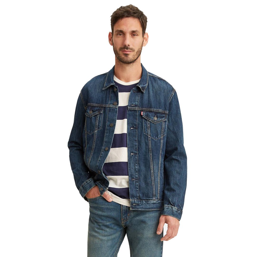 Levi's® The Trucker Denim Jacket - Palmer (72334-0352)