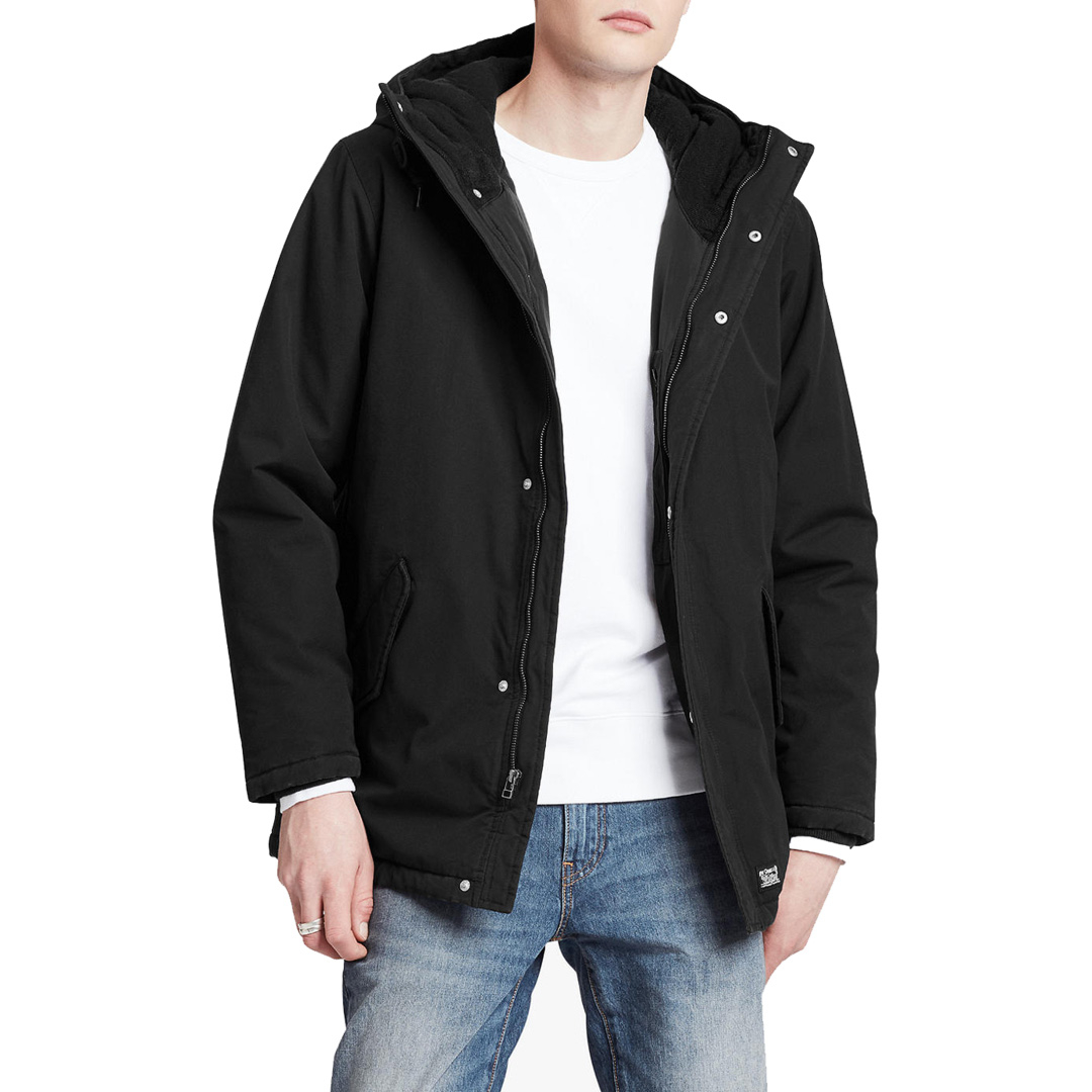 Levi's® Thermore Padded Parka - Caviar (56578-0003)