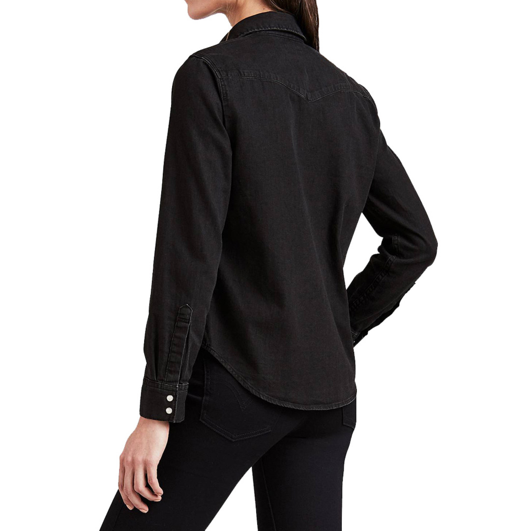 Levi's® Ultimate Denim Women Shirt - Shinny Happy People (58930-0002)