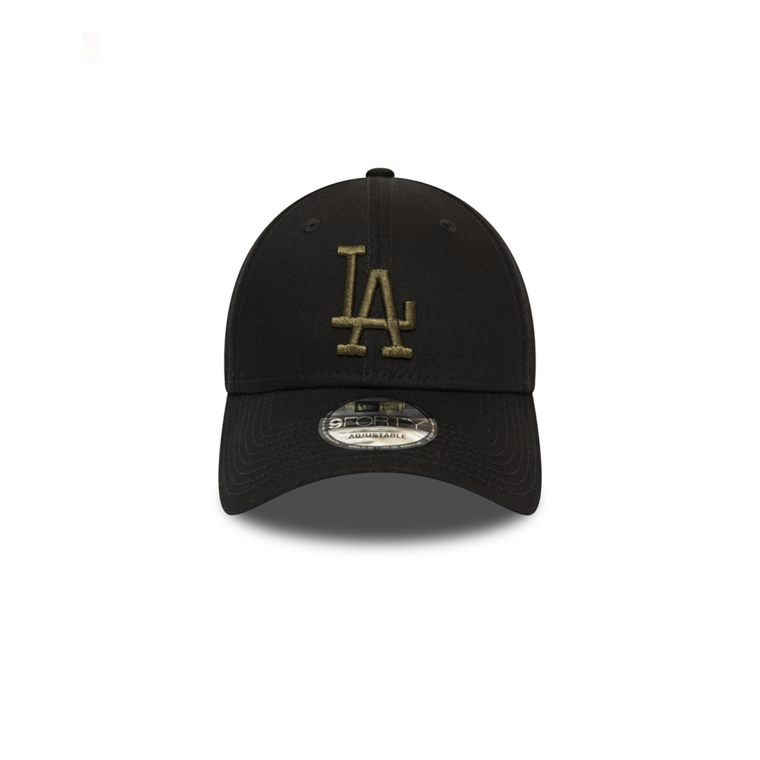 NEW ERA 9 Forty LA Dodgers unisex καπέλο μάυρο(12285495)