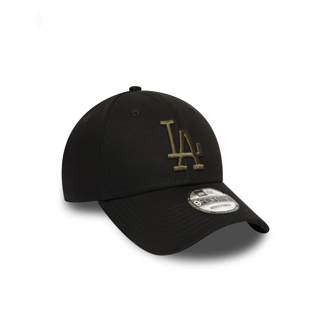 NEW ERA 9 Forty LA Dodgers Unisex Cap - Black (12285495)