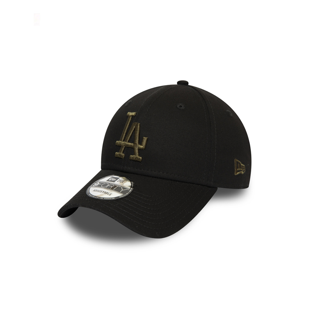 NEW ERA 9 Forty LA Dodgers Cap - Black (12285495)