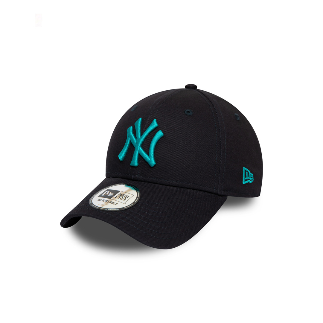NEW ERA 9 Forty NY Yankees Cap - Navy/ Teal (12134892)