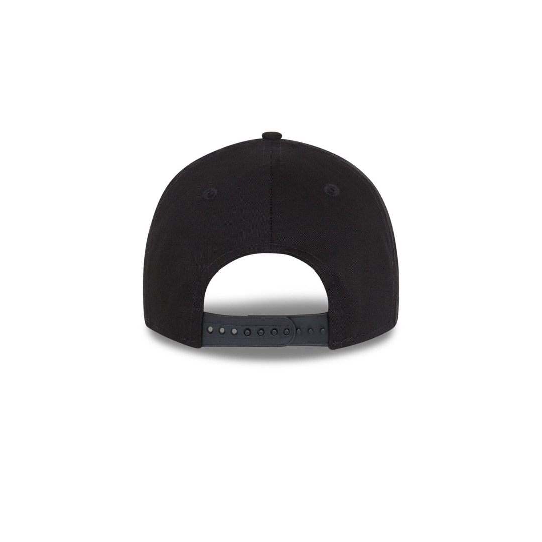 NEW ERA LA Dodgers Black Base 9Forty Unisex Cap (60112645)