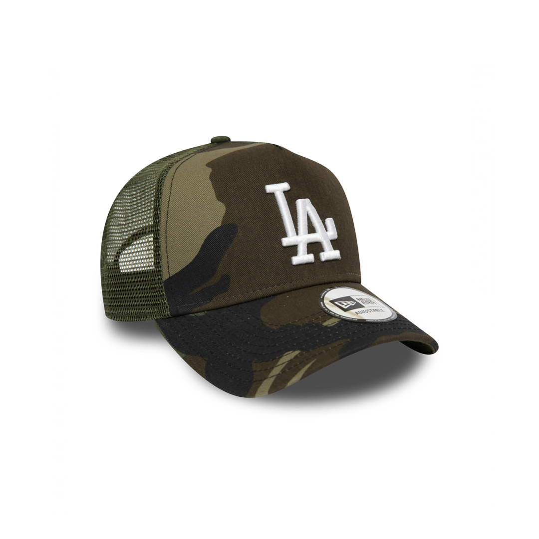 NEW ERA LA Dodgers Essential Trucker - Camo (12285541)