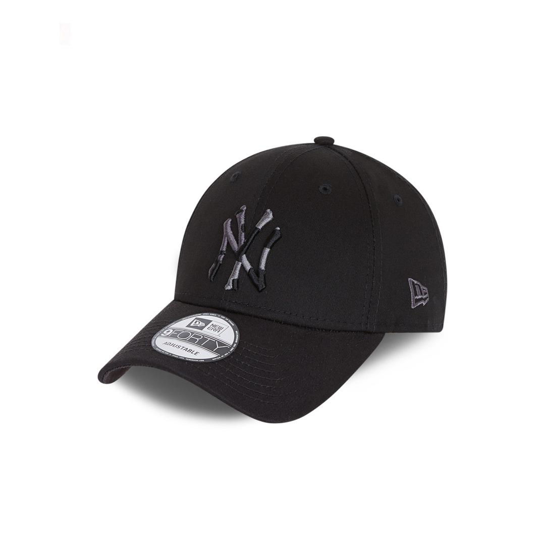 NEW ERA NY Yankees City Camo 9Forty Cap - Black (60112622)