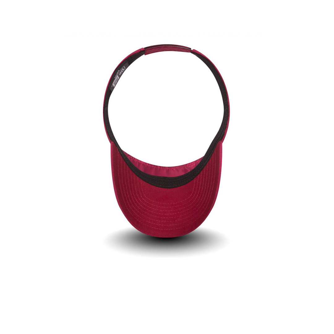 NEW ERA Sport Visor Cap - Cardinal (80536539)